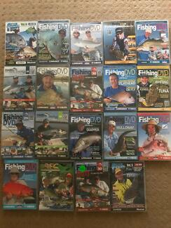 fishing dvds