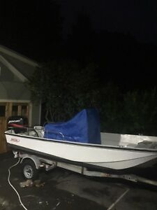 17ft Boston Whaler montauk