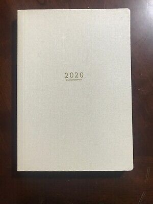 New Mara-mi 2020 Undated Daily Planner Hourly 96 Pages 5.75 X 8.13