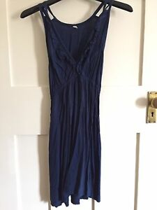 Flattering blue dress - Size 8 Coogee Eastern Suburbs Preview