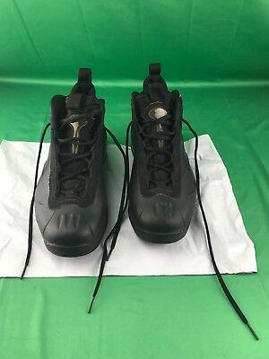 962ecc4ff6b 2011 Nike Black Total Air Foamposite Max Tim Duncan Black 472498-010 Size 9