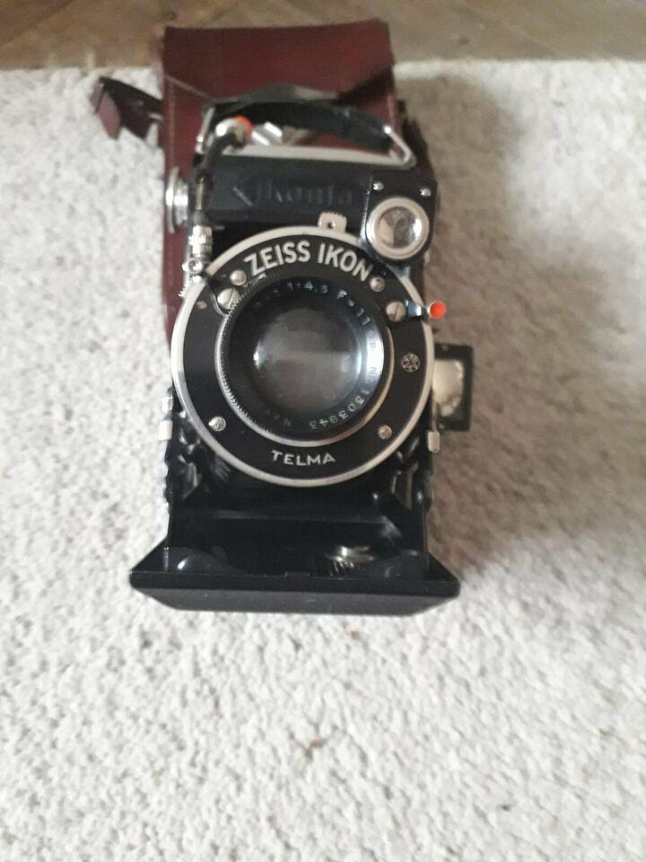Verkaufe alten Fotoapparat Zeiss Ikon in Wilsdruff