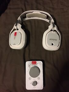 Astro A40 TR headset and Mixamp Pro TR