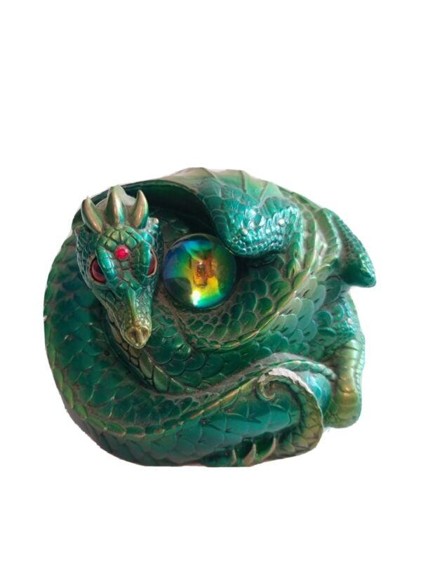 Windstones Edition Coiled Dragon