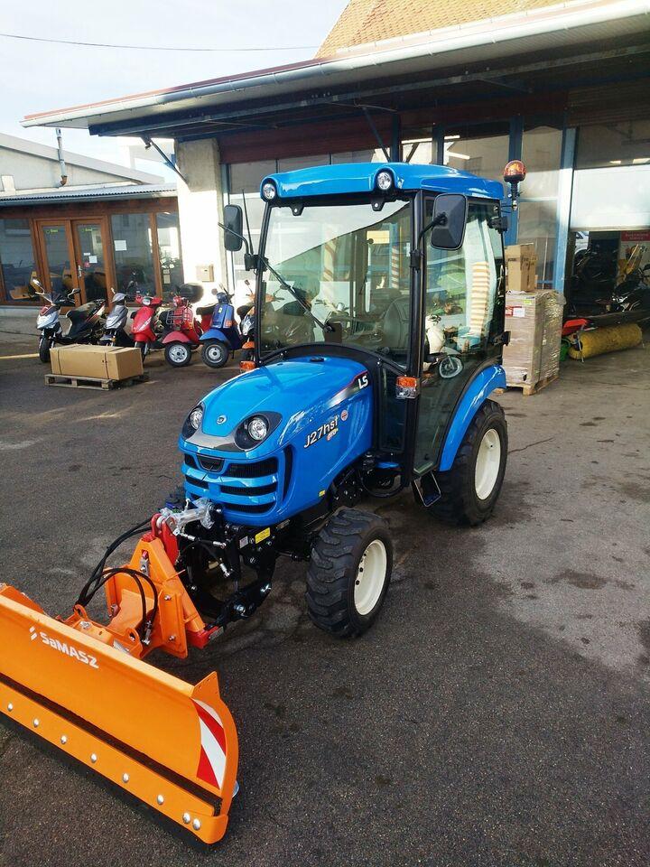 LS-Tractor J27 HST Pro Snowline Winterdienst Paket -- NEUFAHRZEUG in Ansbach
