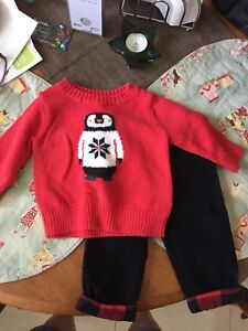 Carters 3 month boys outfit