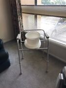 Commode portable toilet seat Belconnen Belconnen Area Preview