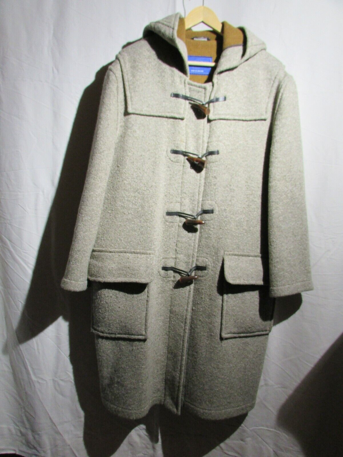 Duffle coat hartington house made in england taille m