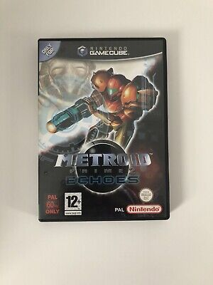 Metroid Prime 2 Echoes Nintendo Gamecube PAL Complete for sale  Shipping to Nigeria