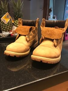 Timberland boots size 7 men's