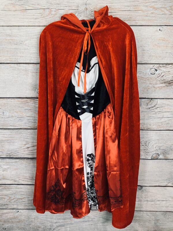 Little Red Riding Hood COSTUME Women