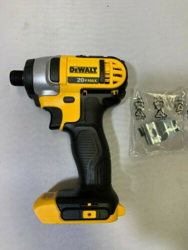 DeWalt DCF885B 20V MAX Li-Ion 1/4 in. Impact Driver New tool and belt clip only