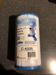 unicel hot tub filter c-4335