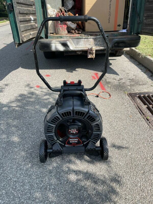 Ridgid SeeSnake MAX RM200A Self Leveling Picture 176