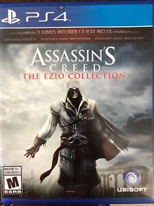Assassins creed - enzio collection