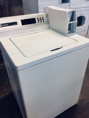 MAT14PD Maytag Coin Operated Top Load Washer, Used