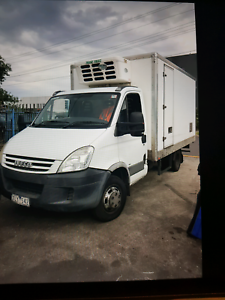 Iveco daily Freezer refrigerated van  Marrickville Marrickville Area Preview