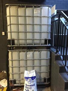 Water tanks 1000 liters Yagoona Bankstown Area Preview