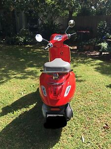 Brand New Vespa Primavera 150 Brighton Bayside Area Preview