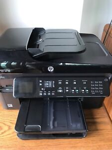 HP Photosmart Premium Fax Wireless e-All-in-One Printer C410