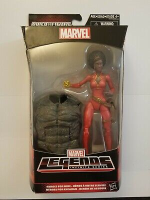Marvel Legends RHINO BAF WAVE Series MISTY KNIGHT SEALED In Box