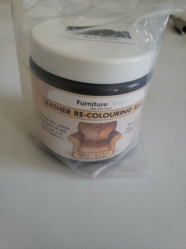 Leather Color Restorer  Furniture Clinic Recoloring Balm 8.5 oz (Free Shipping)