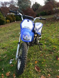 Yamaha peewee 80 Marysville Murrindindi Area Preview