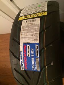 225/40zr18 toyo proxes r888