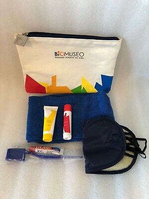 Copa Airlines First Class  Amenity Travel Kit New Lax Panama Rio