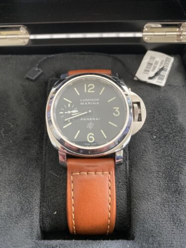 Panerai Luminor Marina PAM01005 Black 44mm All Boxes/Papers NR! - watch picture 1
