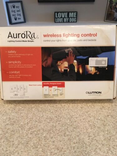 Lutron AuroRA Wireless Lighting Control