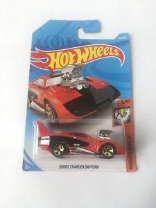 Hot wheels dodge charger daytona error (sealed)