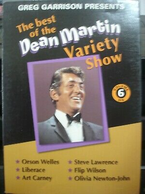 The Best of Dean Martin Variety Show Roasts Vol 6 (DVD) Art Carney
