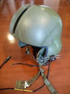 SPH-4 helicopter/pilot take a run-out powder helmet