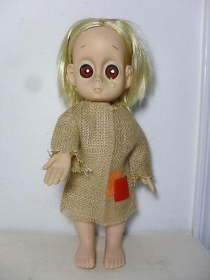1965 Little Miss No Name, Burlap, Pin, Panties,Tear, Headband, Complete