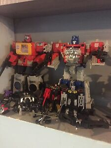 SELLING ALL MY  TRANSFORMERS