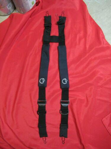 Lion Apparel Firefighter Bunker Gear H  Suspenders TURNOUT JANESVILLE FREE SHIP
