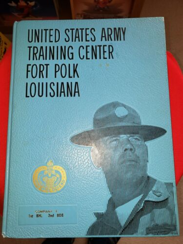 United States Army Training Center Fort Polk Louisiana Co. F 1st BN 2nd BDE