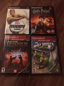 PS2 games $5 for ALL - PPU