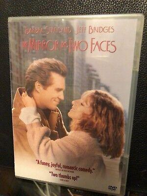 The Mirror Has Two Faces (DVD) Barbra Streisand, Jeff Bridges, Lauren Bacall