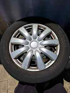 Free factory steel wheels fit honda Mirrabooka Stirling Area Preview