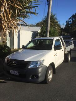 2014 Toyota Hilux Ute Burleigh Heads Gold Coast South Preview