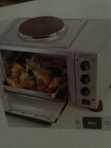Multi Oven and Hotplate  Electric Brand New in Box South Perth South Perth Area Preview