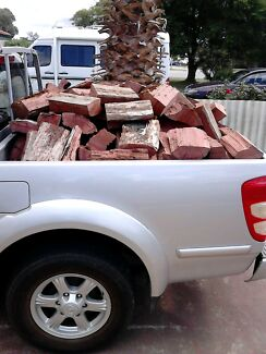 Dry jarrah firewood free delivery. Armadale Armadale Area Preview