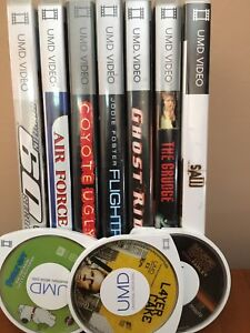 Sony psp movie lot