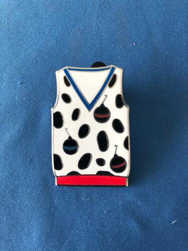 SWEATER  Disney Pin  DALMATIAN  From Mystery set