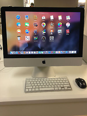 "Apple 21.5"" iMac intel QUAD Core i5 - 32GB/ 1TB Logic pro/ Final cut/ + extras"