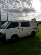 Toyota hiace van  Clarence Point West Tamar Preview