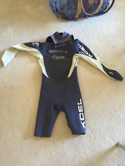 Excel Shorty wetsuit  Bondi Beach Eastern Suburbs Preview