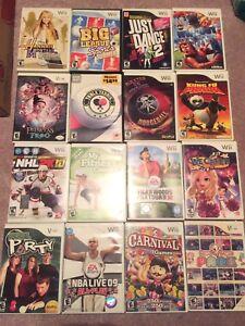 $5 Wii Games